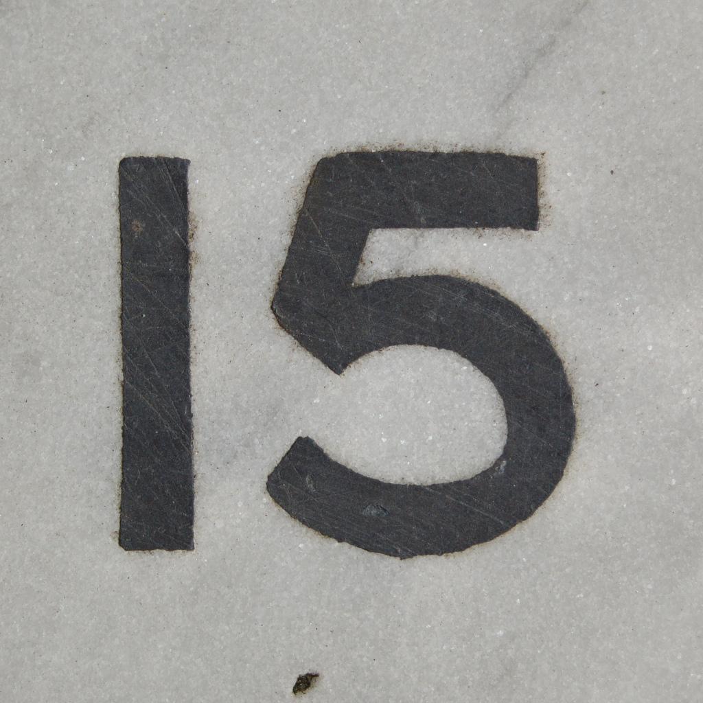 「×15」すれば、あなたが企業から必要とされているかどうか?がわかります。